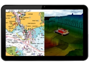 Hydrographic and Navigation Software